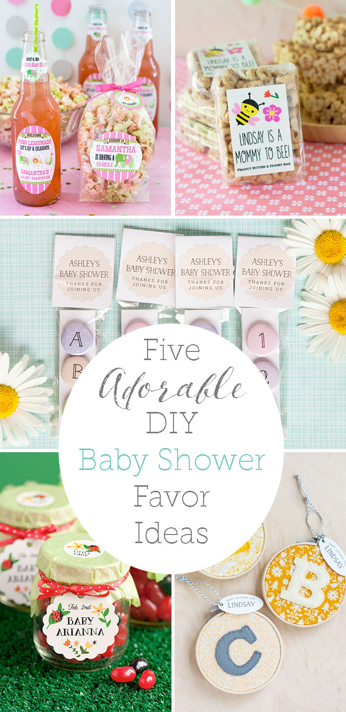 10 Unique Ideas For Favors For Baby Shower 5 baby shower favor ideas party inspiration