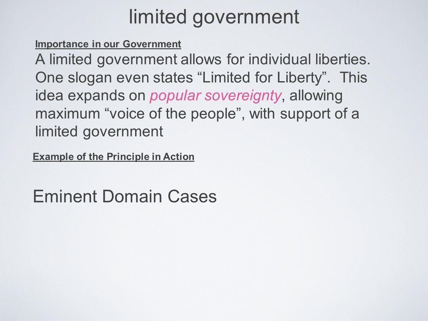 10 Gorgeous Popular Sovereignty Was The Idea That 5 basic principles of the u s constitution unit 1 a ppt download 2021