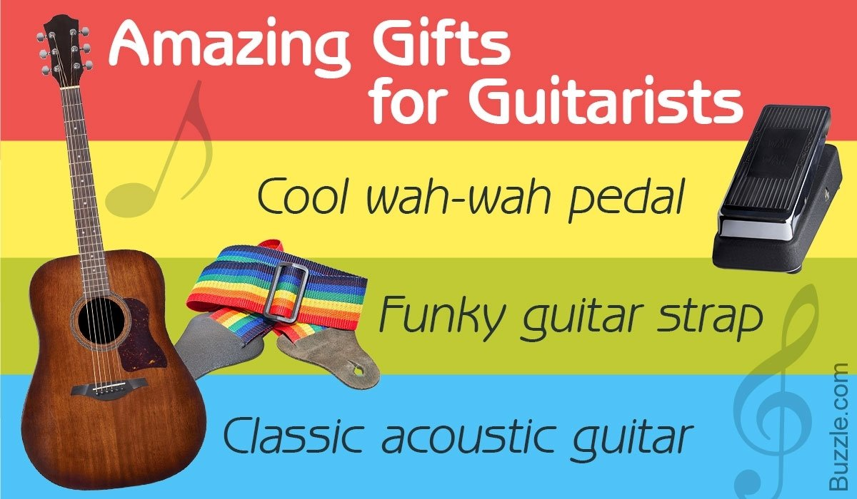 10 Stunning Gift Ideas For Guitar Players 5 cool and funky gift ideas for guitar players 2020