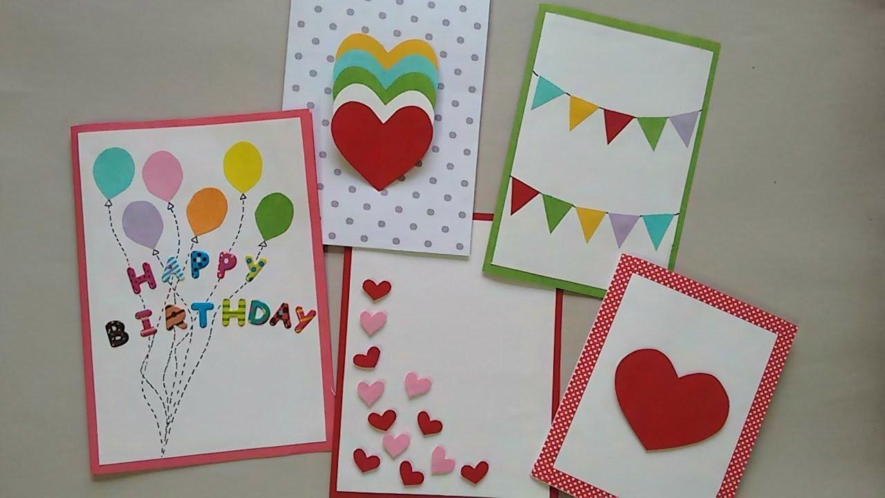 10 Gorgeous Birthday Card Ideas For Kids