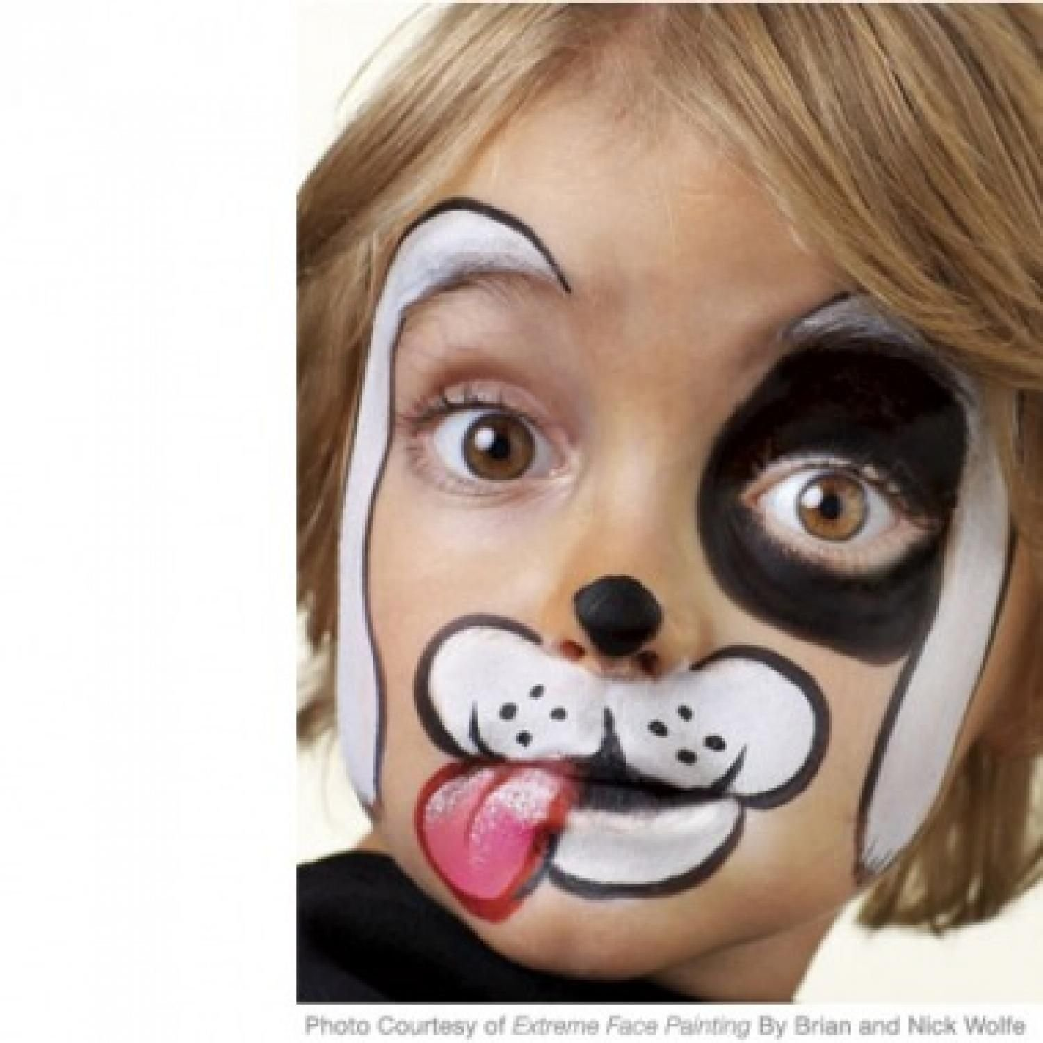5 easy face painting designs for kids | face paintings, halloween