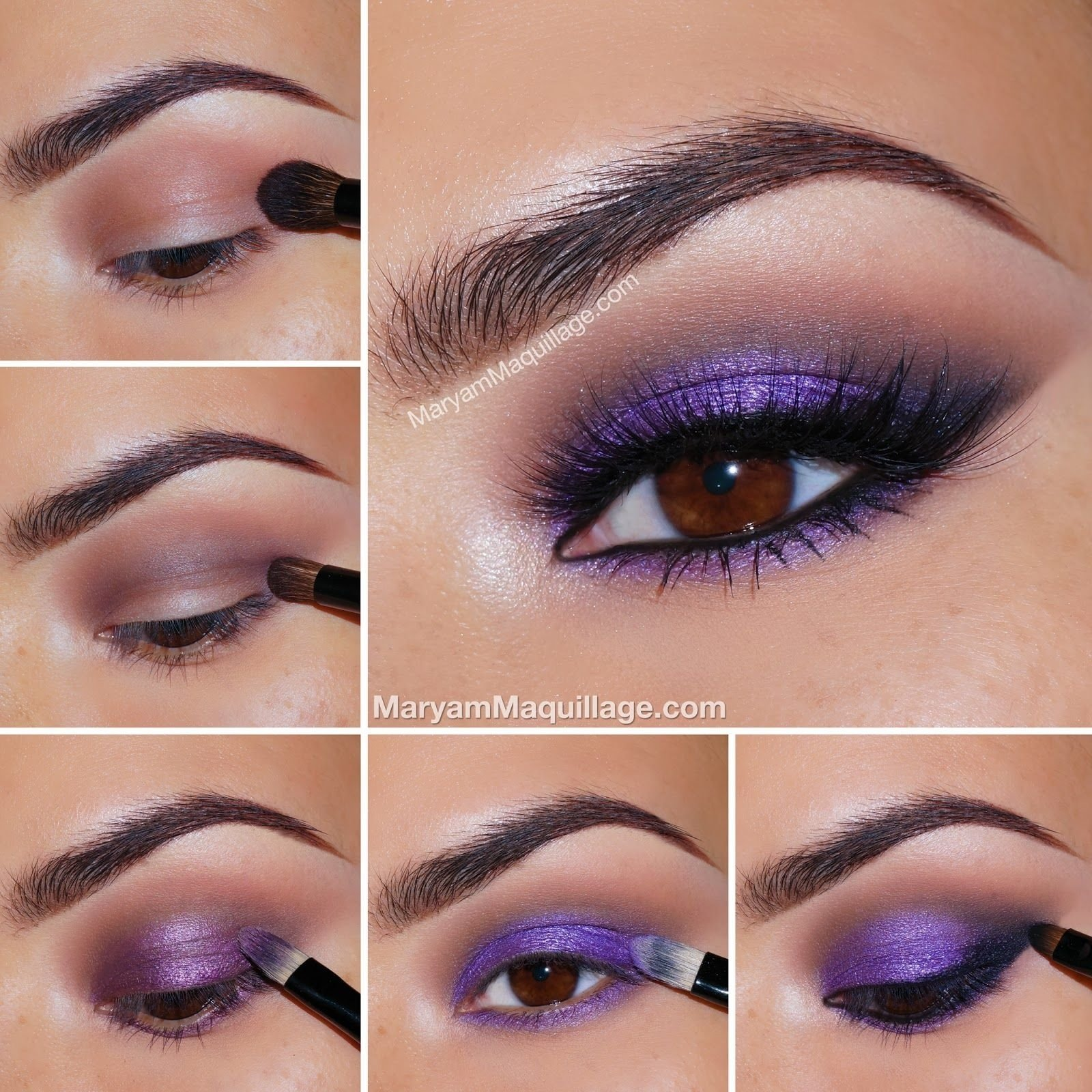 10 Lovable Makeup Ideas For Dark Brown Eyes 5 eyeshadow looks perfect for brown eyed girls bold colors brown 2 2021