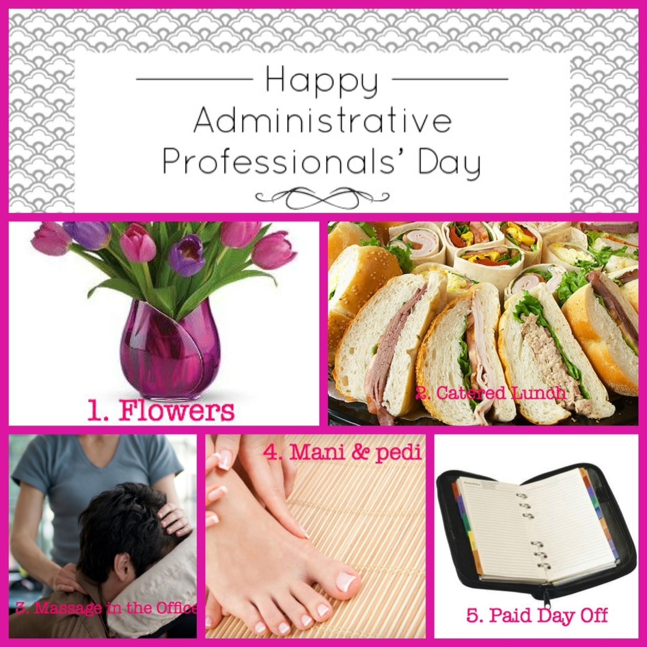 10 Fantastic Ideas For Administrative Professionals Week 5 fab gift ideas for administrative professionals day 4 2020