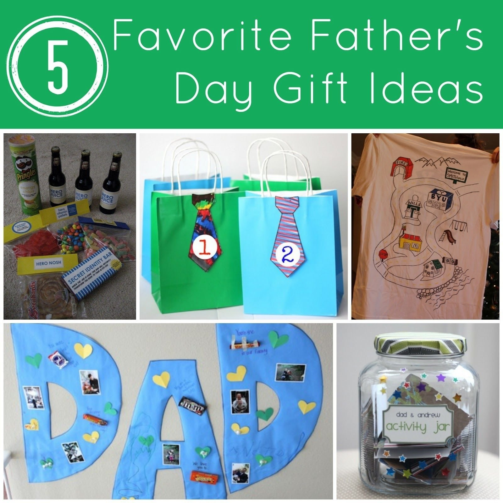 10 Great Gift Ideas For Fathers Day 5 favorite fathers day gift ideas gift father and crafts 2020
