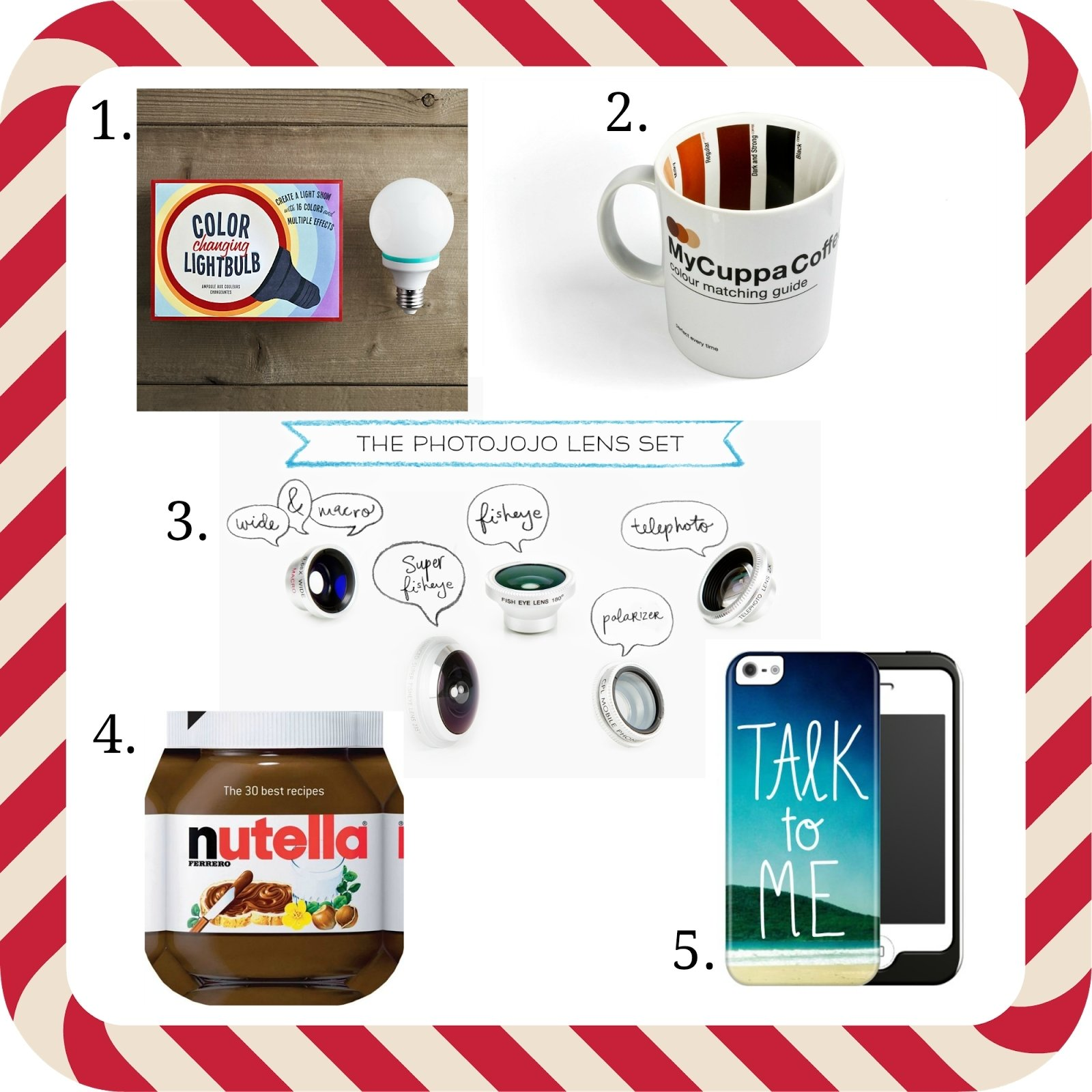 5 great secret santa gifts for under $35 | quality rivets