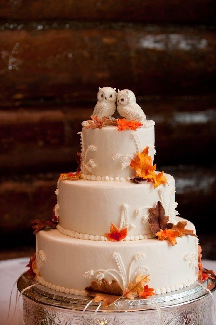 5 ideas for amazing autumn wedding cakes | autumn weddings, whisper