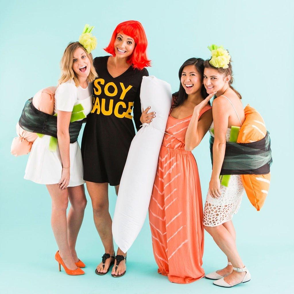 10 Great Group Of 5 Halloween Costume Ideas 5 killer costume ideas for halloween spooky little halloween 1 2020