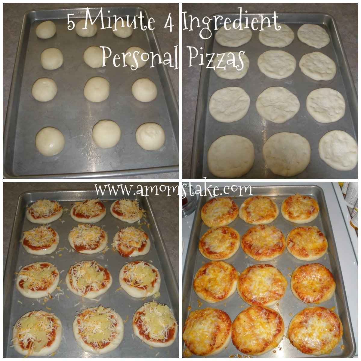 10 Nice Dinner Ideas For Family Of 4 5 minute 4 ingredient personal pizza recipe a moms take 1 2020