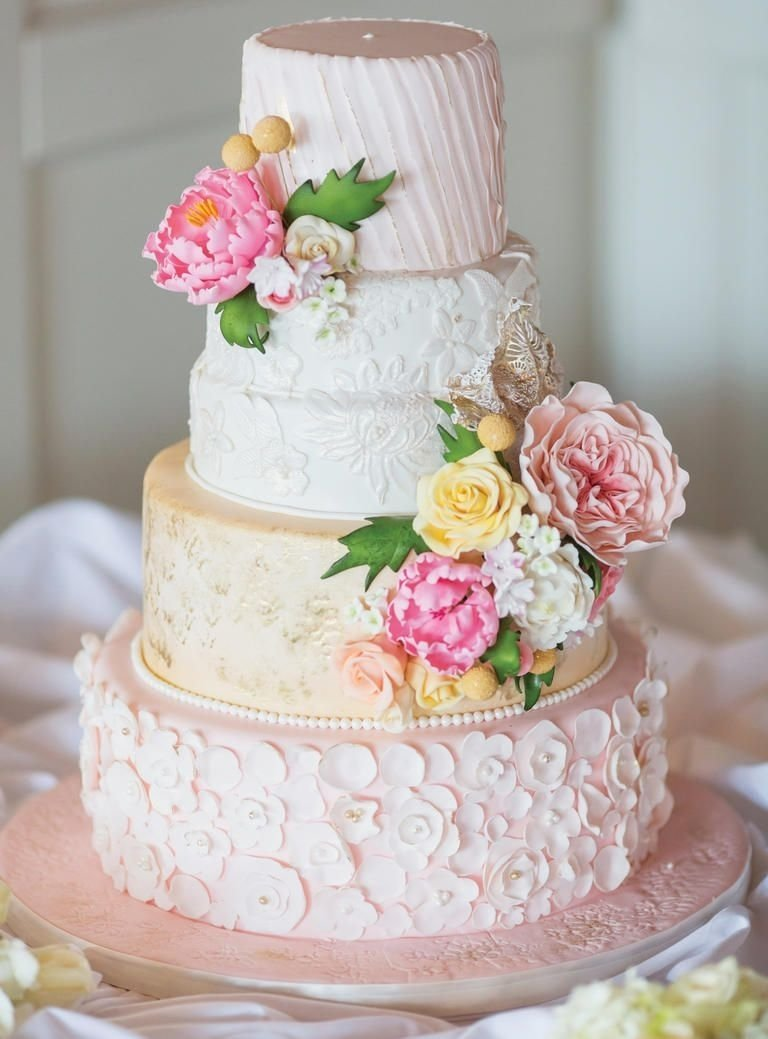 5 spring wedding cake ideas | wedding cake, spring wedding cakes and