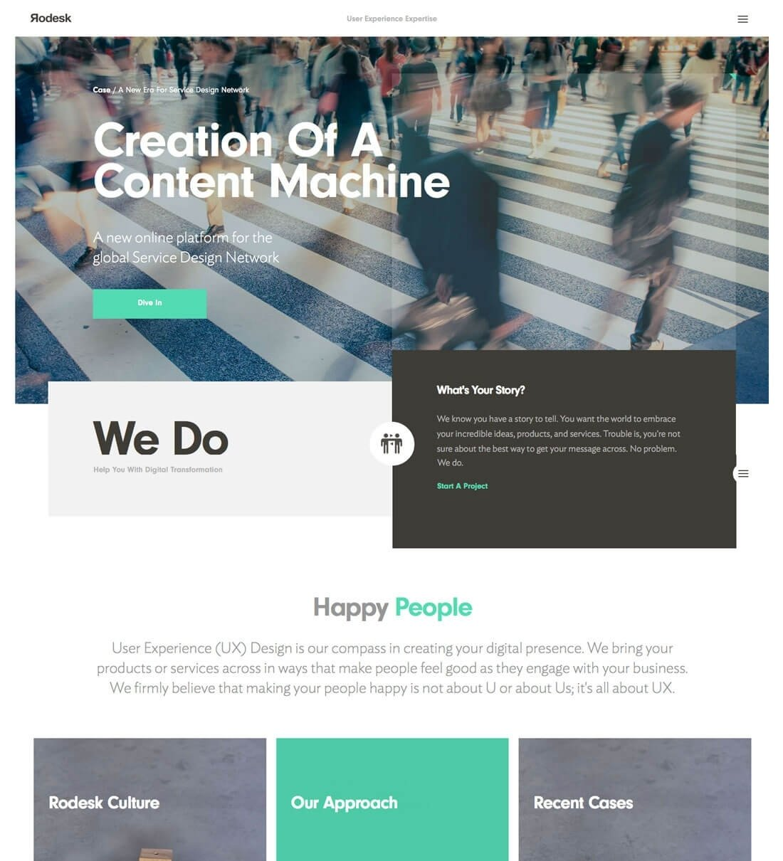 10 Most Recommended Good Ideas For A Website 5 website layout ideas that never get old design shack 2020