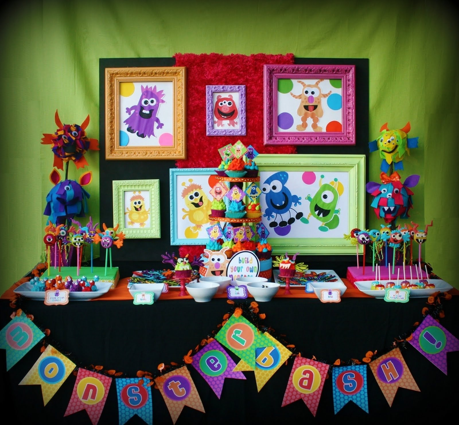 10 Stylish Birthday Party Ideas For Kids 50 awesome boys birthday party ideas i heart naptime 62 2020