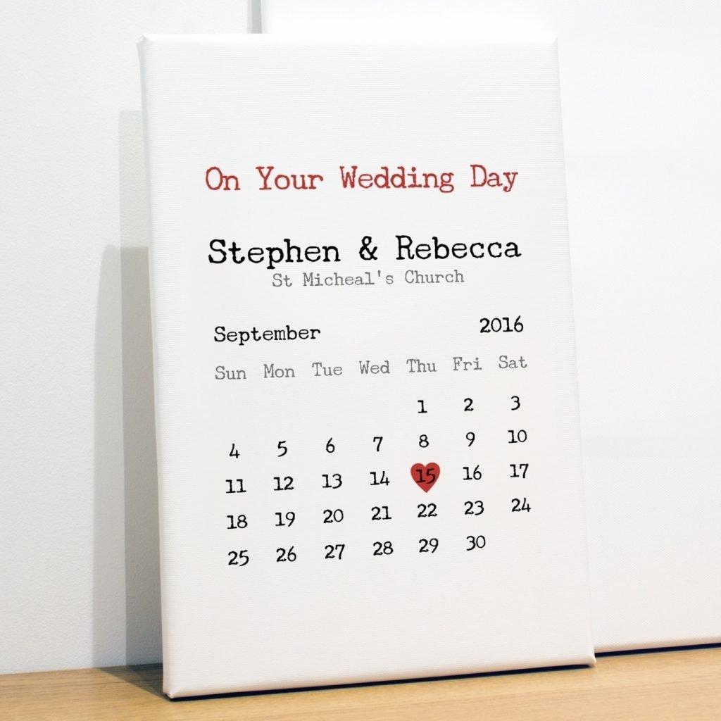 10 Cute 10 Year Wedding Anniversary Ideas