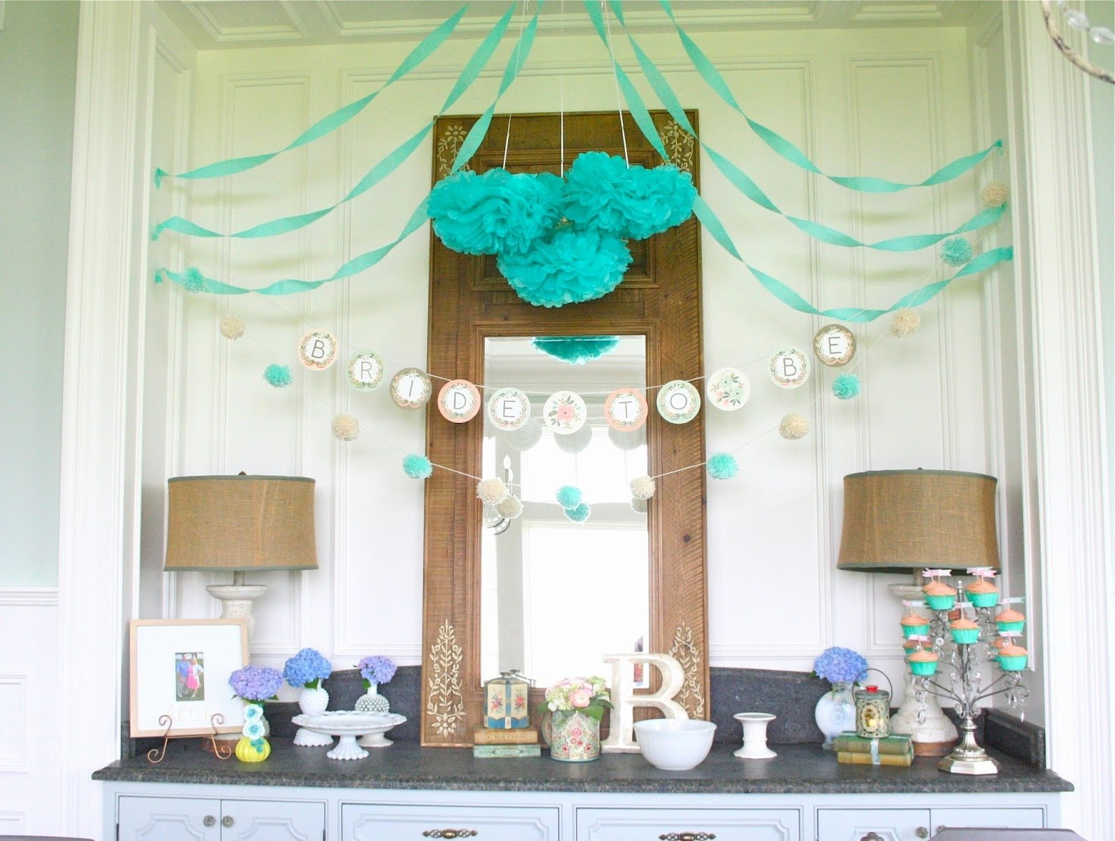 10 Stunning Decorating Ideas For Bridal Shower 50 beautiful stock cheap bridal shower decorations ideas bridal