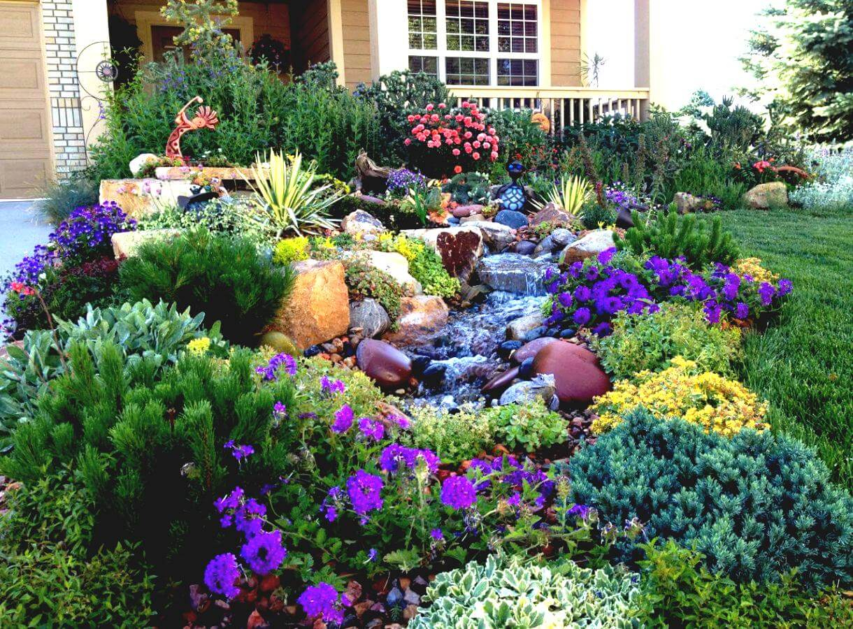 10 Lovely Flower Beds Ideas Front Yard 50 best front yard landscaping ideas and garden designs for 2019 2