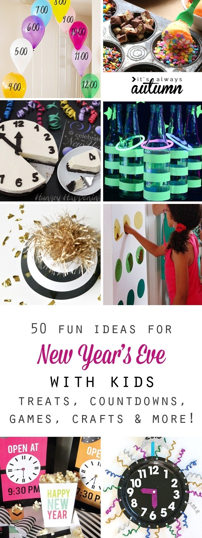 10 Fantastic Fun New Years Eve Ideas 50 best ideas for celebrating new years eve with kids its always 10 2020