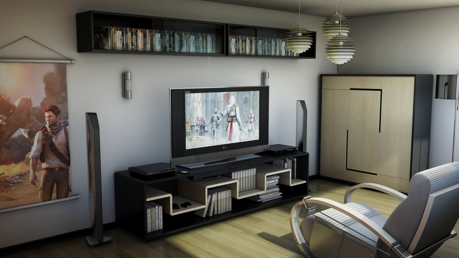 10 Gorgeous Game Room Ideas For Adults 50 best setup of video game room ideas a gamers guide