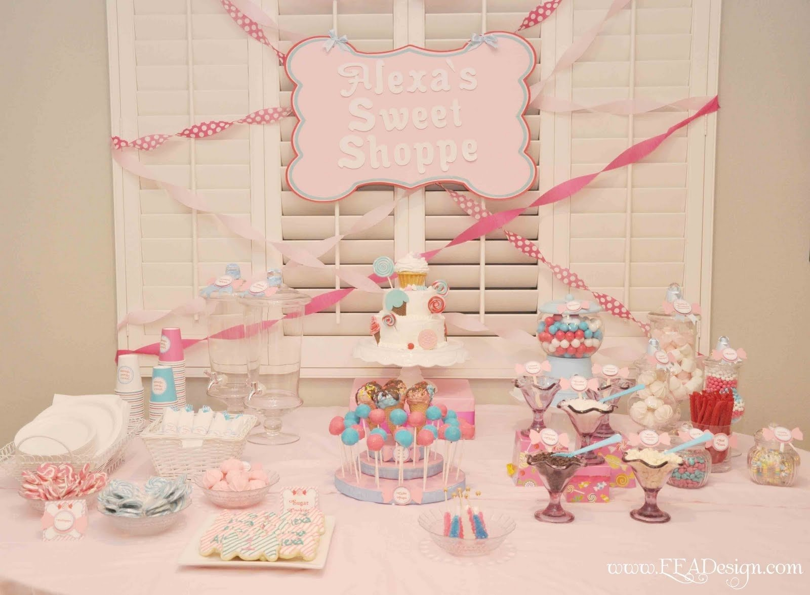 10 Fabulous 16Th Birthday Party Ideas For Girls 50 birthday party themes for girls i heart nap time 20 2020