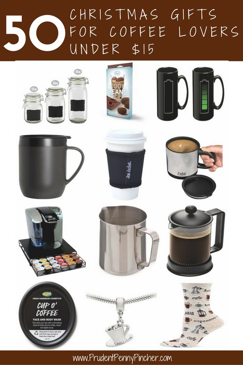 10 Pretty Gift Ideas For Coffee Lovers 50 christmas gifts for coffee lovers under 15 prudent penny pincher 2020