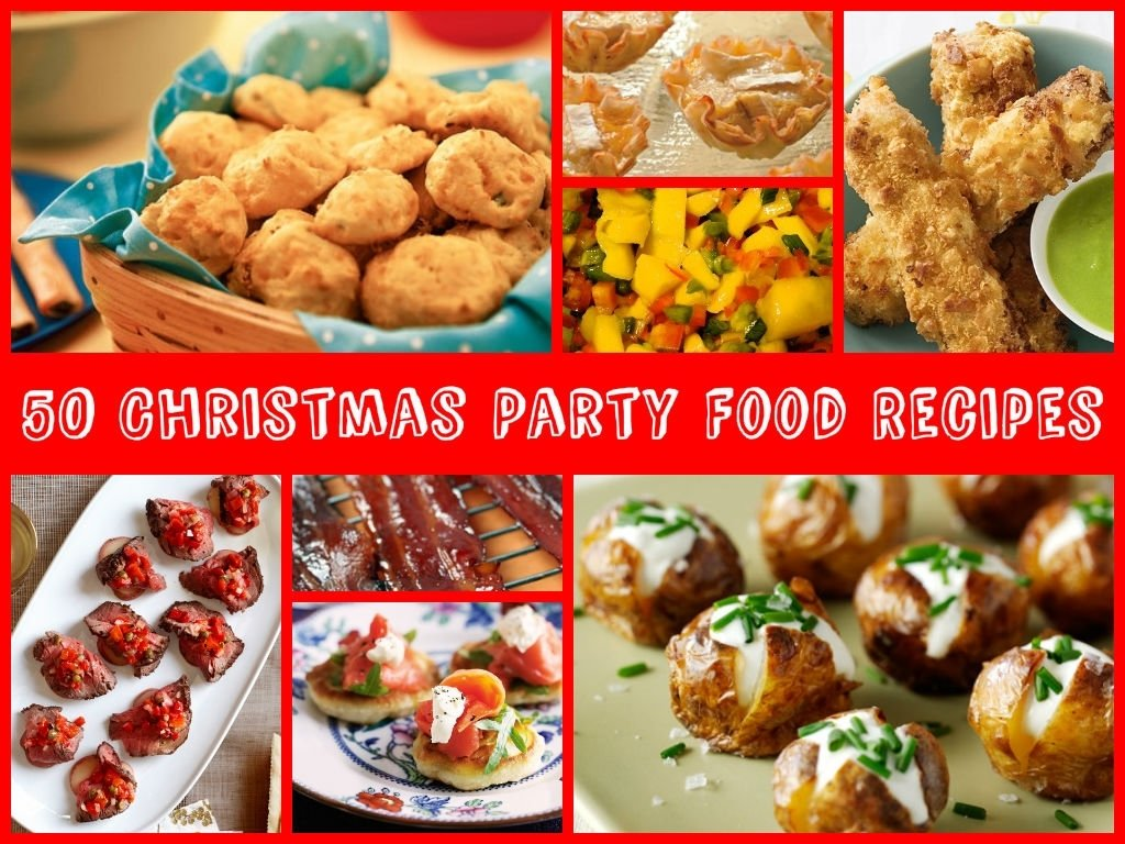 10 Beautiful Christmas Party Food Ideas For Adults 50 christmas party food recipes 1 2021