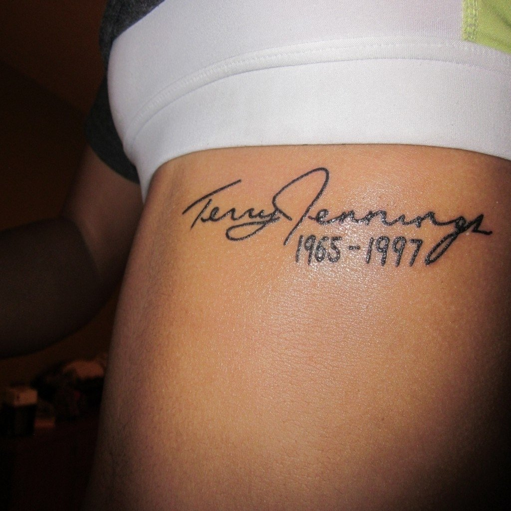 50 coolest memorial tattoos memorial tattoos and tatting, free