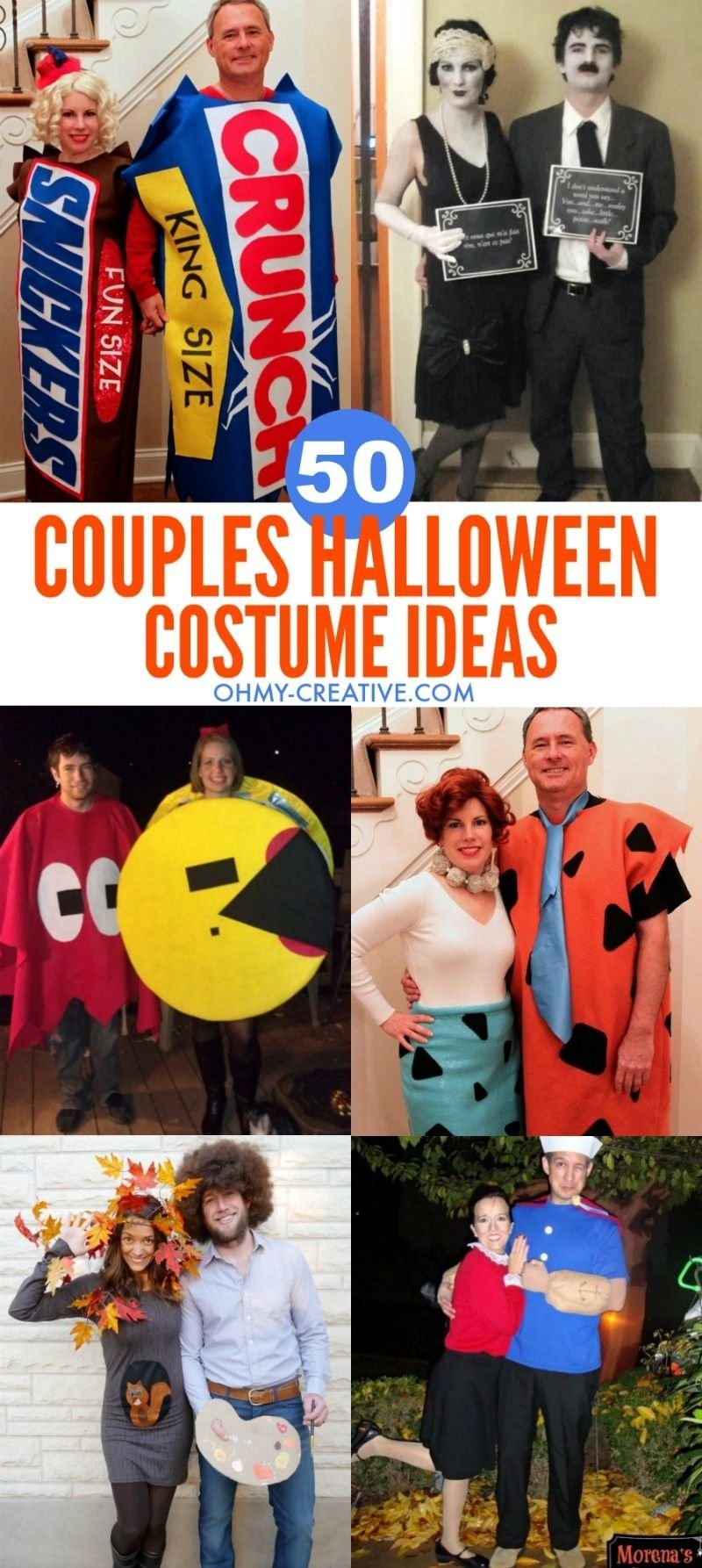 10 Elegant His And Her Costume Ideas 50 couples halloween costume ideas couples costumes adult couple  sc 1 st  Unique Ideas 2018 & 10 Elegant His And Her Costume Ideas