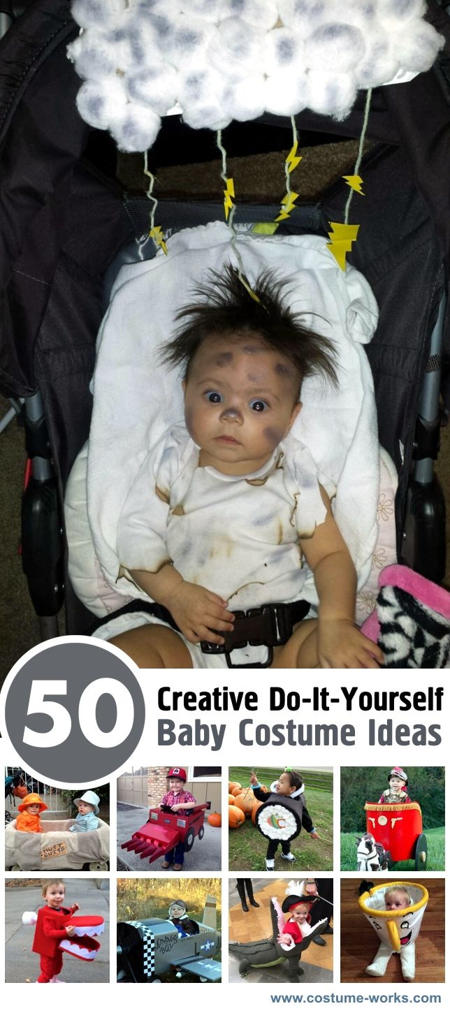 10 Wonderful Baby Costume Ideas For Girls 50 creative diy baby costume ideas share todays craft and diy 2020
