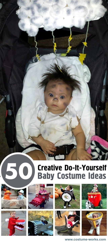 10 Wonderful Creative Kids Halloween Costume Ideas 50 creative diy baby costume ideas  sc 1 st  Unique Ideas 2018 & 10 Wonderful Creative Kids Halloween Costume Ideas