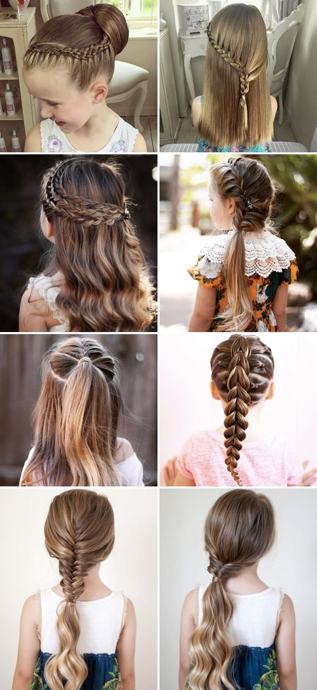 50 cute back to school hairstyles for little girls | my hairstyles