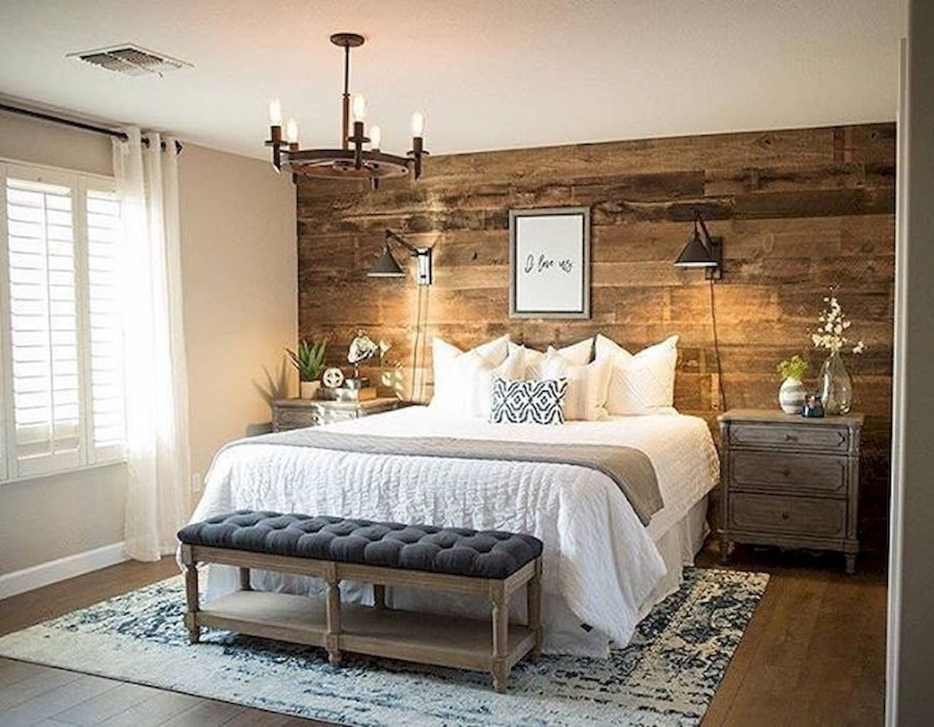 10 Amazing Master Bedroom Decorating Ideas On A Budget 50 elegant master bedroom decor ideas on a budget farmhouse in 2020