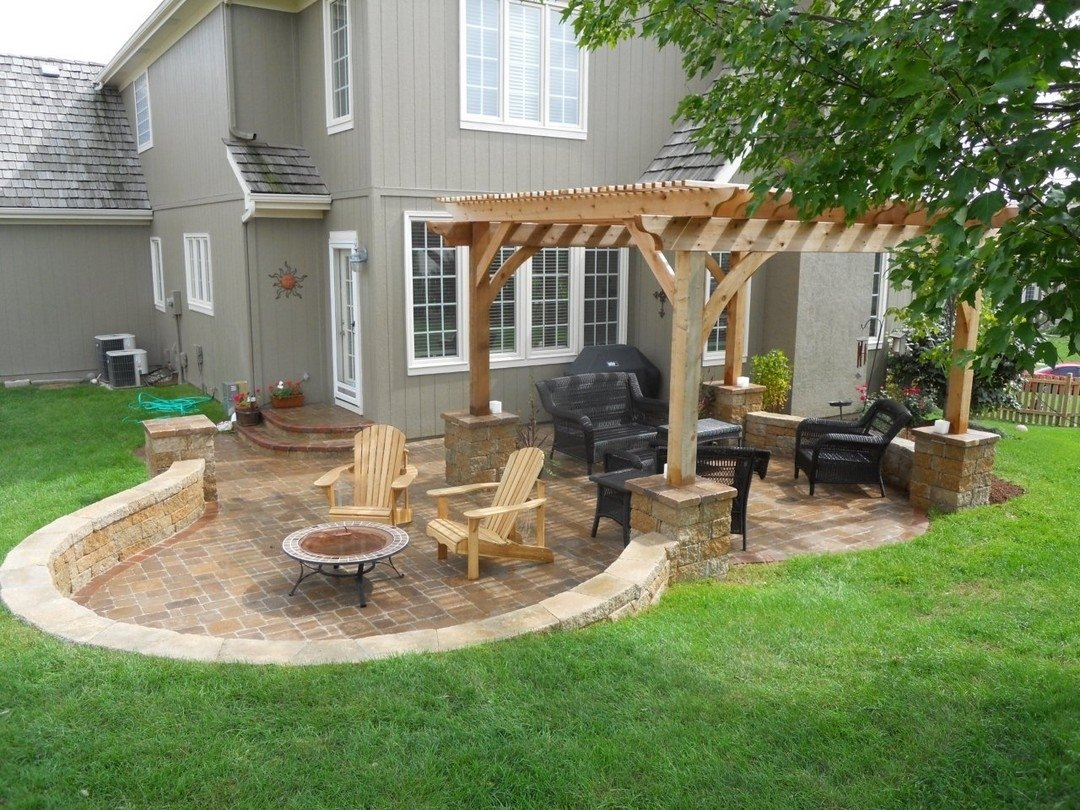 50 fantastic small patio ideas on a budget - architecturehd