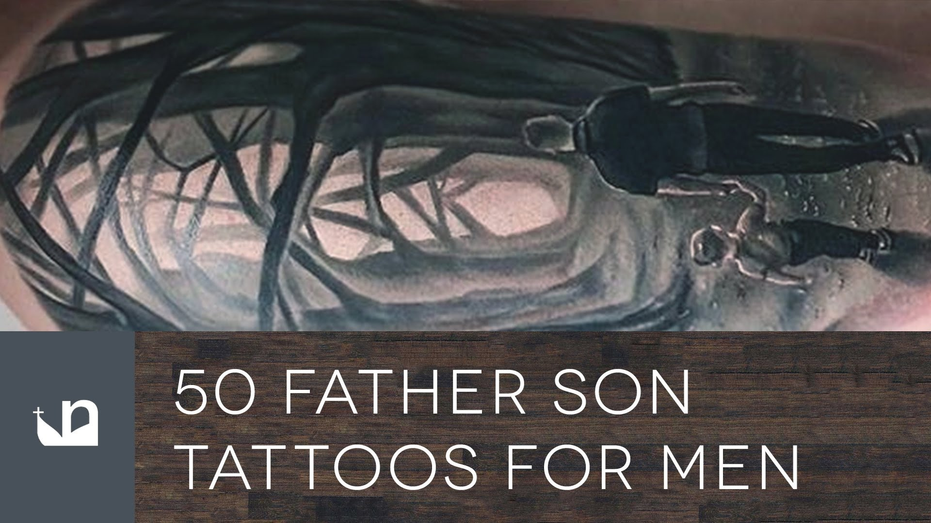 10 Ideal Father And Son Tattoo Ideas 50 father son tattoos for men youtube 2