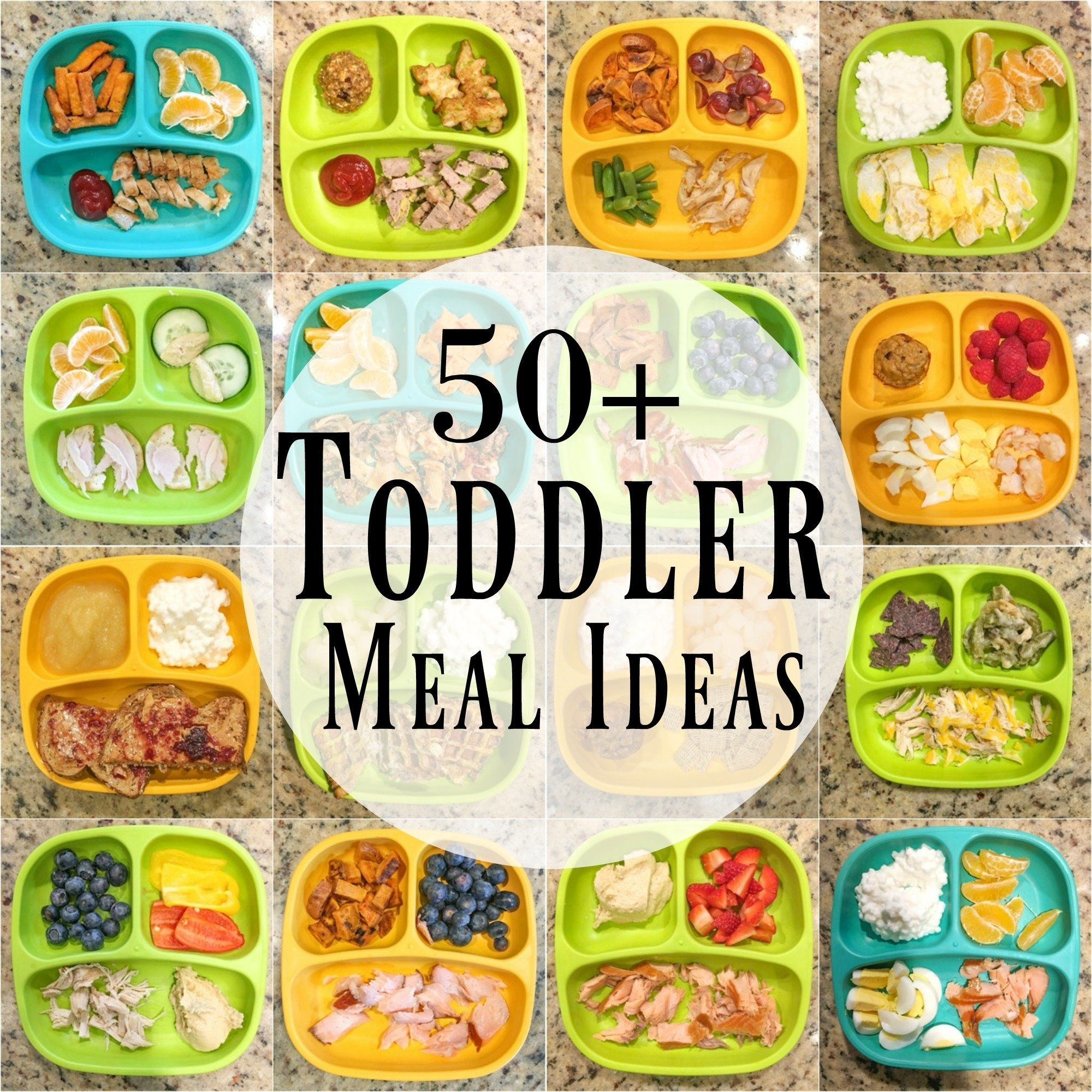 10 Attractive Healthy Lunch Ideas For Toddlers 50 healthy toddler meal ideas the lean green bean 1 2021