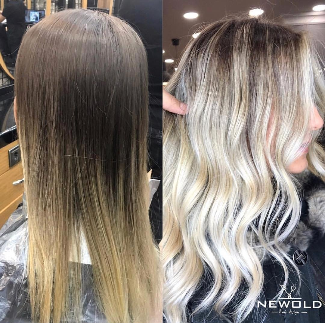 10 Ideal Hair Coloring Ideas For Long Hair 50 hottest ombre hair color ideas for 2018 ombre hairstyles 2 2020