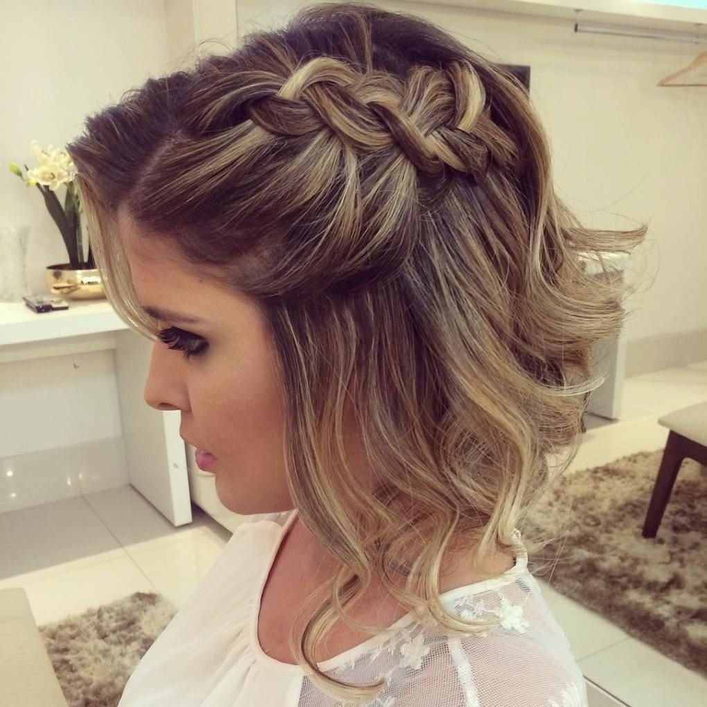 10 Beautiful Short Hair Ideas For Prom 50 hottest prom hairstyles for short hair prom hairstyles short 2020