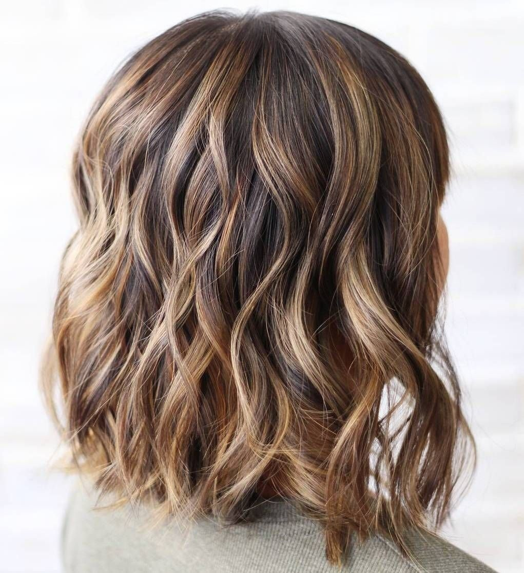 10 Attractive Highlight Ideas For Light Brown Hair 50 ideas for light brown hair with highlights and lowlights medium 2020