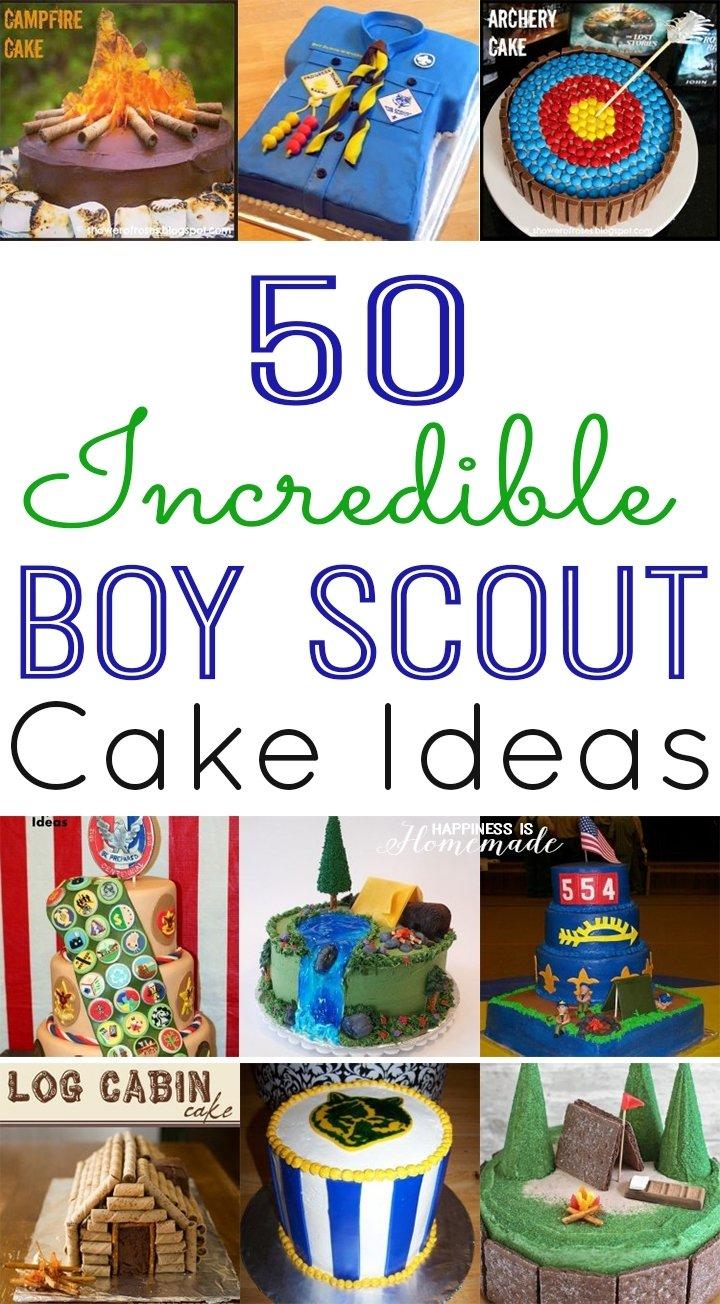 10 Cute Cub Scout Cake Decorating Ideas 50 incredible boy scout cake ideas scouts cub boy pinterest 2020
