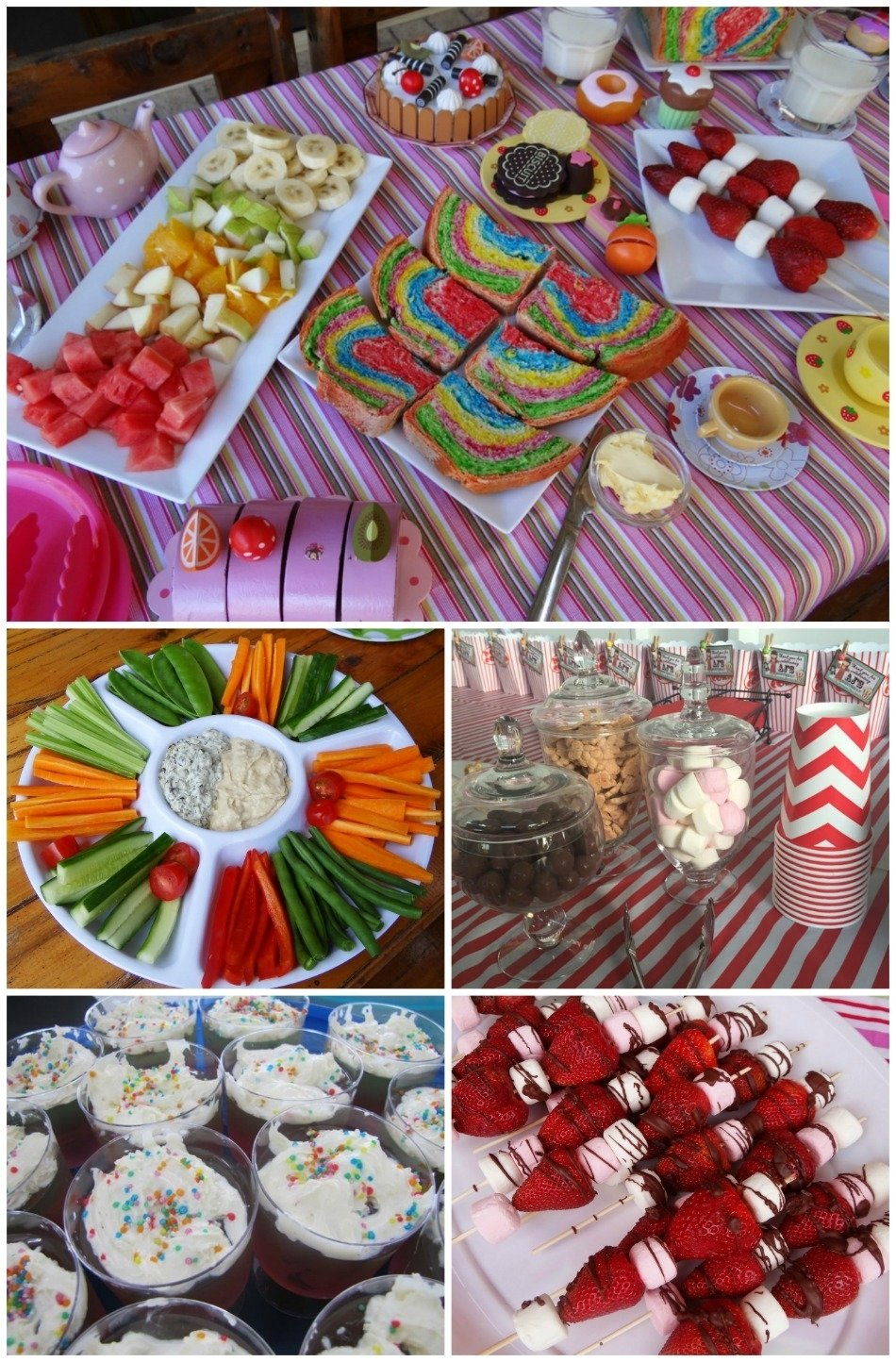 10 Stunning Birthday Food Ideas For Kids 50 kids party food ideas be a fun mum 2020