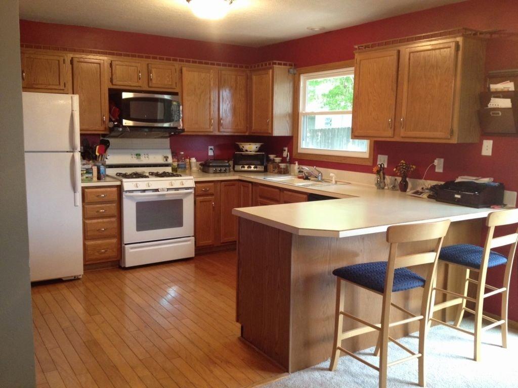 10 Fantastic Kitchen Color Ideas With Oak Cabinets 50 lovely kitchen oak cabinets wall color kitchen sink cabinet 2020