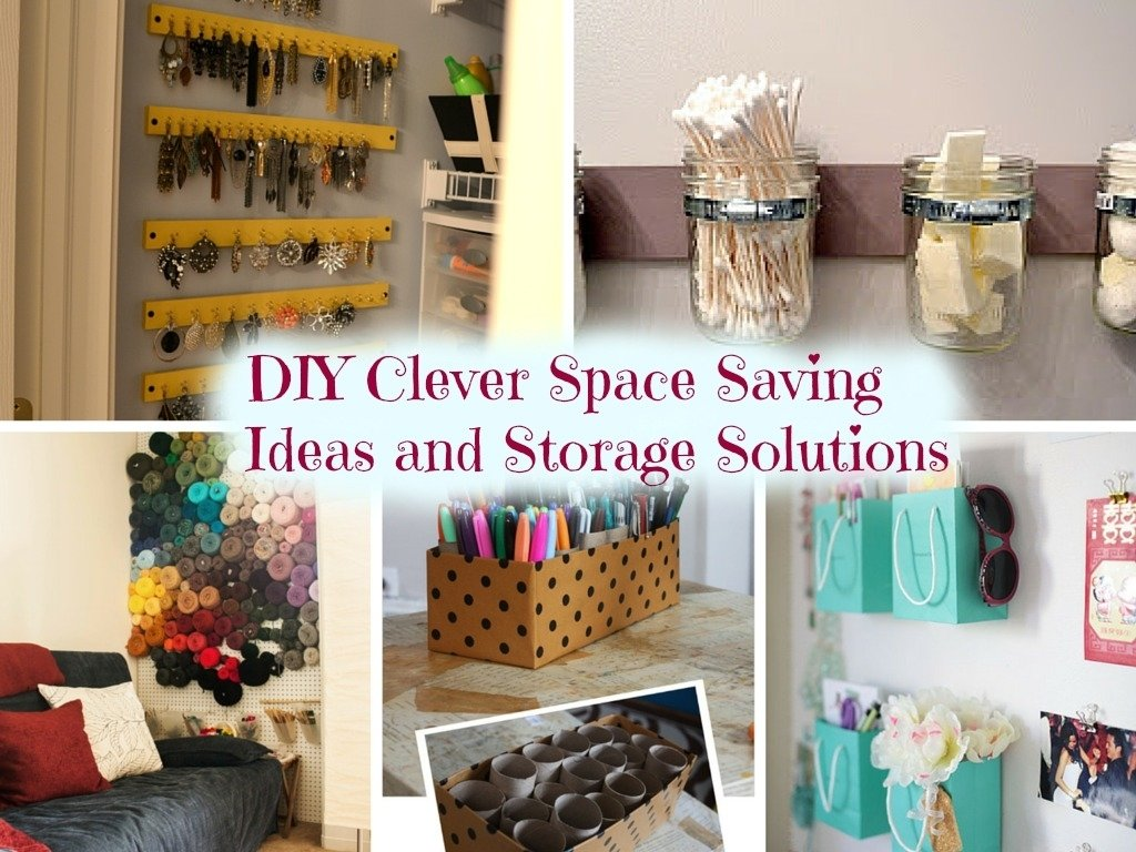 10 Elegant Do It Yourself Storage Ideas 50 mind blowing diy storage ideas and tips page 37 of 50 sad to 2021