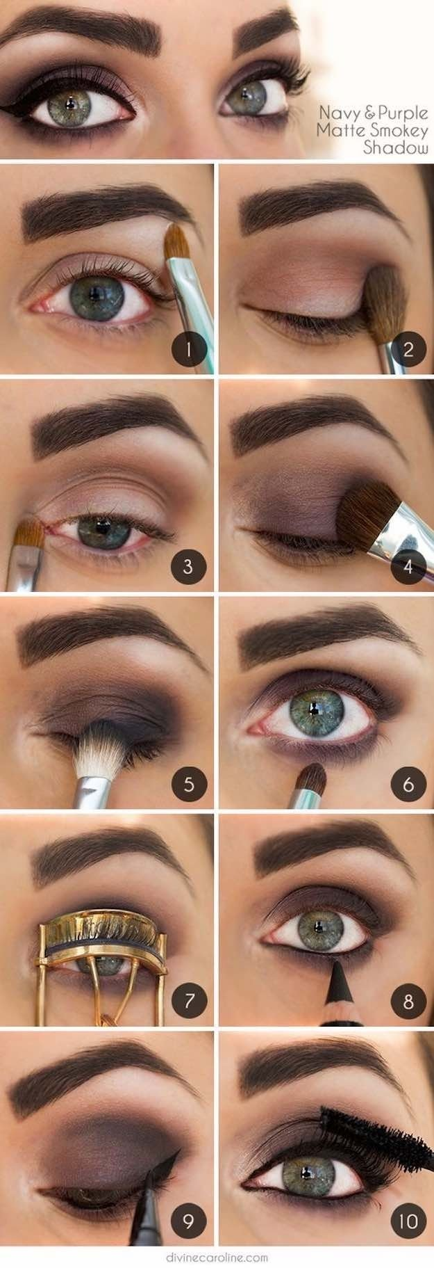 10 Nice Eyeshadow Ideas For Green Eyes 50 perfect makeup tutorials for green eyes the goddess 2