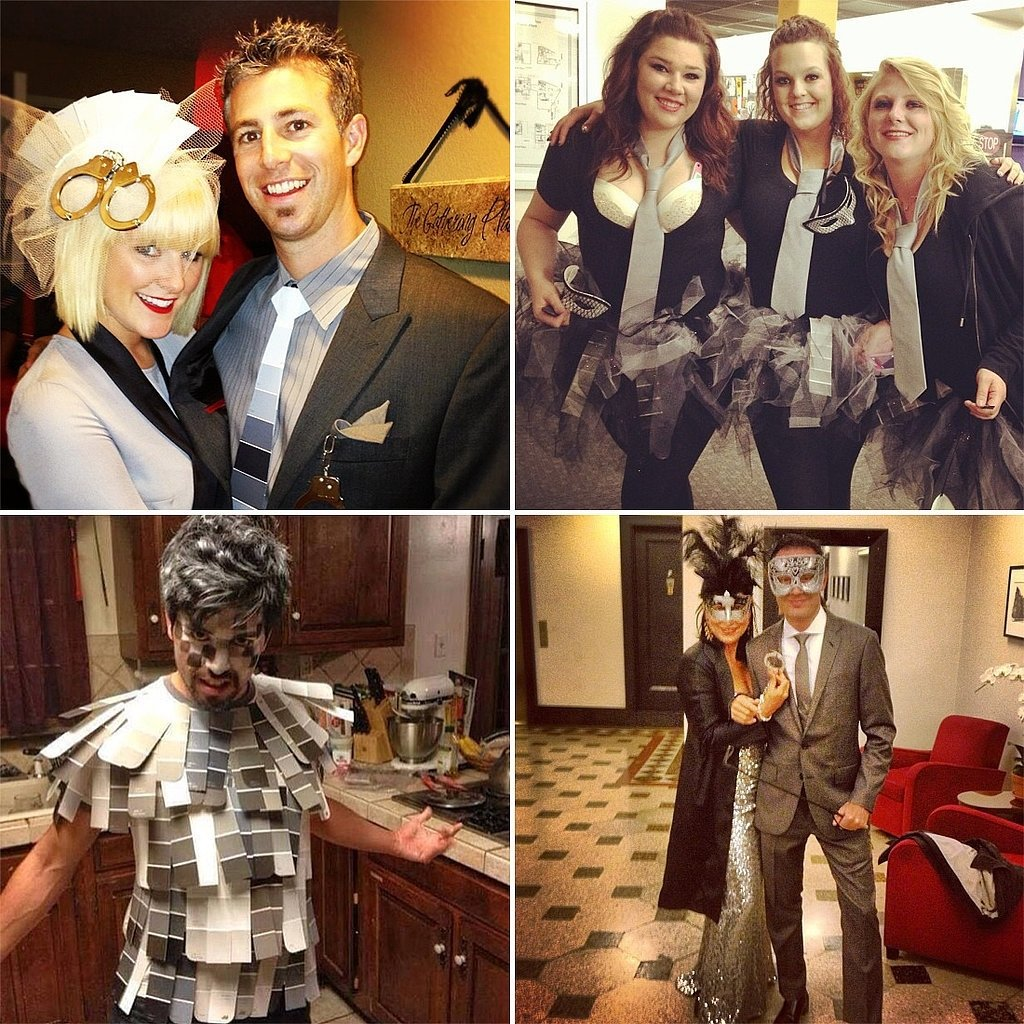 10 Elegant 50 Shades Of Grey Costume Ideas 50 shades of halloween costume inspiration birthdays and bedrooms 2020