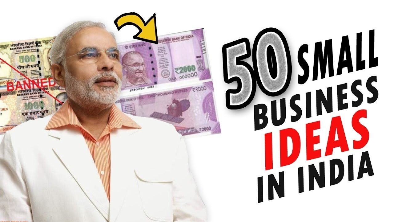 10 Spectacular Small Business Ideas In India 50 small business ideas in india for starting small business youtube 2021