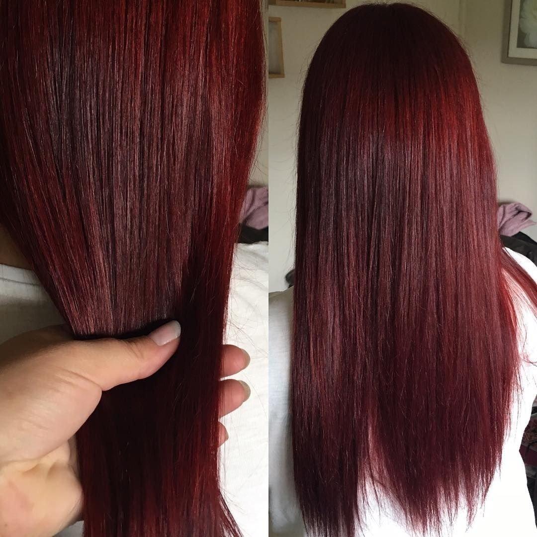 10 Famous Hair Dye Ideas For Dark Hair 50 striking dark red hair color ideas bright yet elegant check 2021