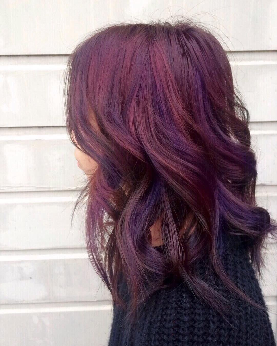 10 Amazing Dark Red Hair Color Ideas 50 striking dark red hair color ideas bright yet elegant colors 1 2021