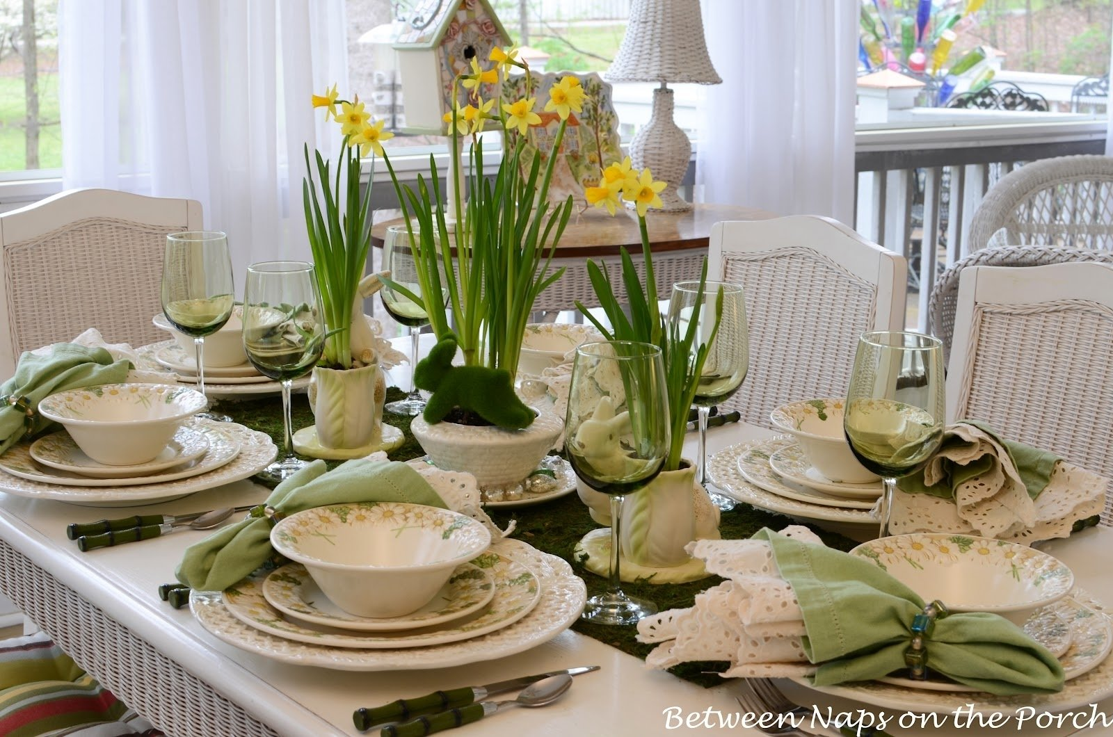 10 Best Easter Decorating Ideas Table Setting 50 table setting ideas bloombety table settings ideas with wooden