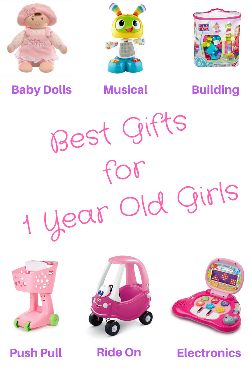 10 Lovable Gift Ideas For A 1 Year Old Girl 50 toys for 1 year old girl christmas gifts in 2019 party ideas 2020