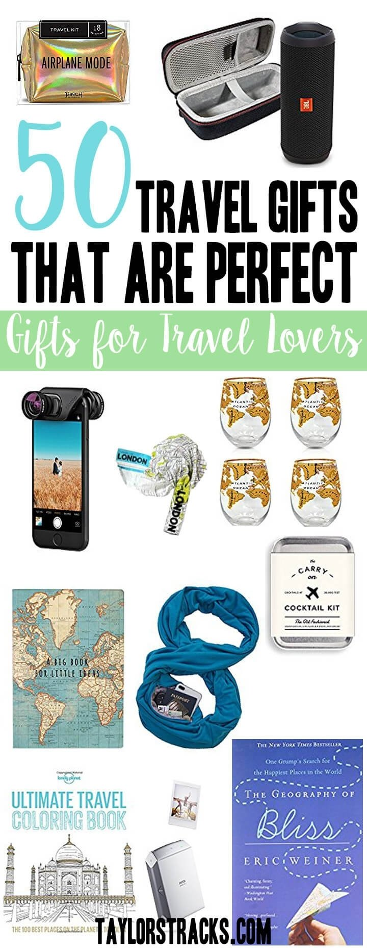 10 Fabulous Travel Gift Ideas For Women 50 travel gifts that are perfect gifts for travel lovers taylors 1