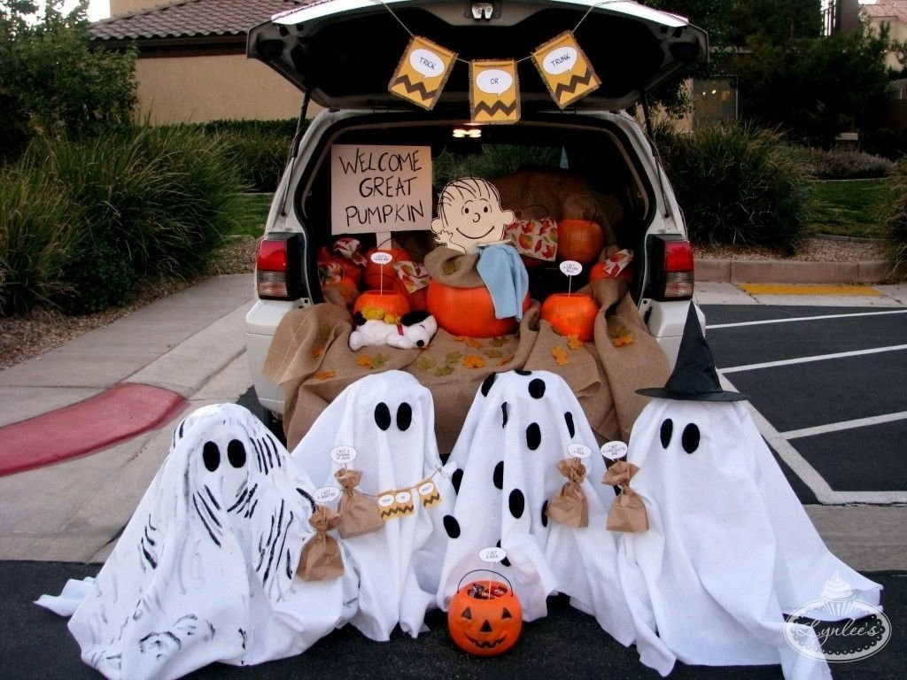 50 trunk-or-treat decorating ideas you wish you had time for | 50th