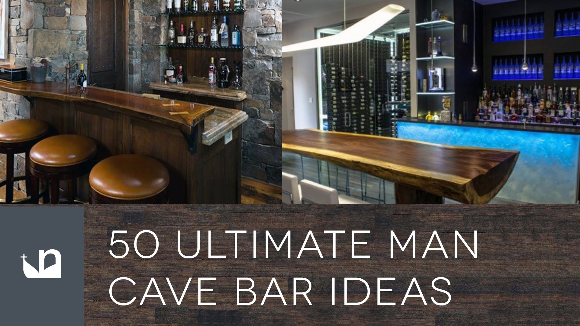 10 Perfect Man Cave Ideas For A Small Room 50 ultimate man cave bar ideas youtube 1 2021