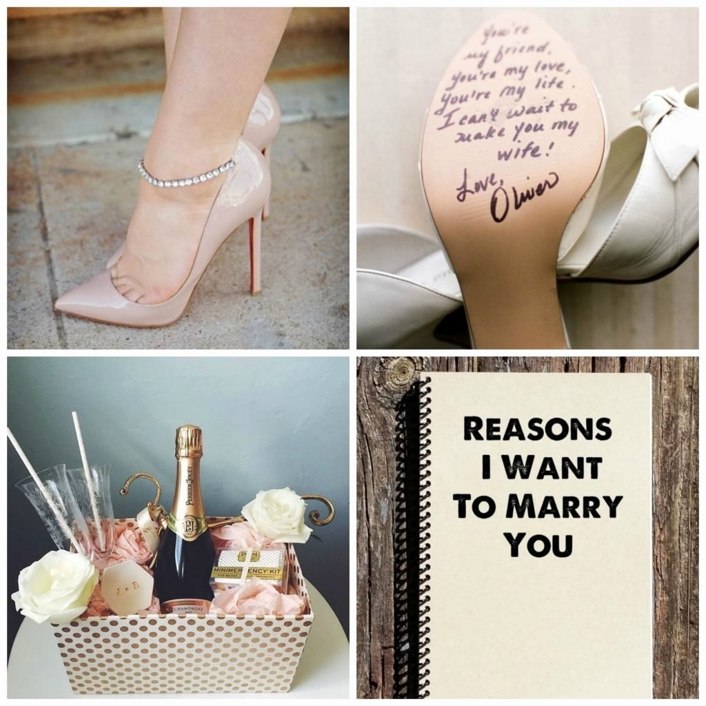 10 Stylish Gift Ideas For Bride From Groom